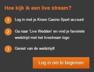 hoe werkt live stream